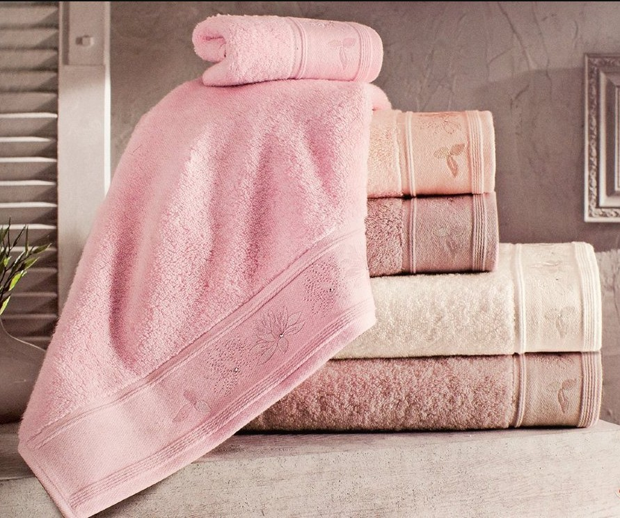 Махровые полотенца незаменимый ванный атрибут