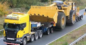Перевозка негабаритных грузов: виды транспорта для осуществления услуги
