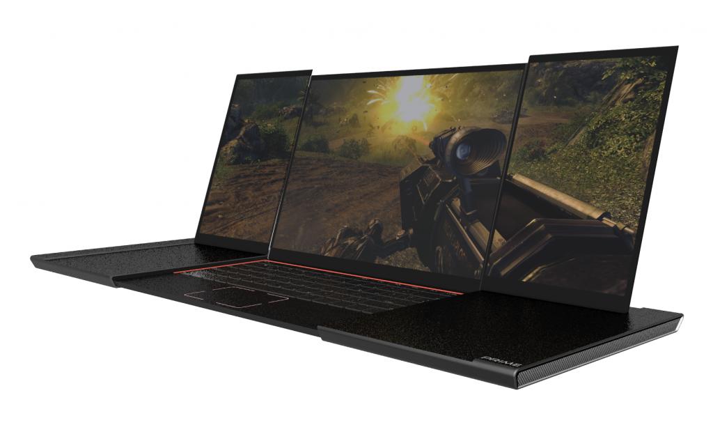Игровой вариант ноутбука: критерии модели