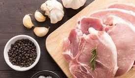 Свинина - основа мясного рациона