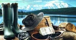 Магазин рыболовных снастей предлагает продукцию для ловли любой рыбы