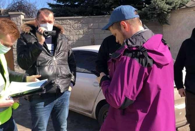 Организатору митинга под ОП вручили второе подозрение: обвиняют в хулиганстве