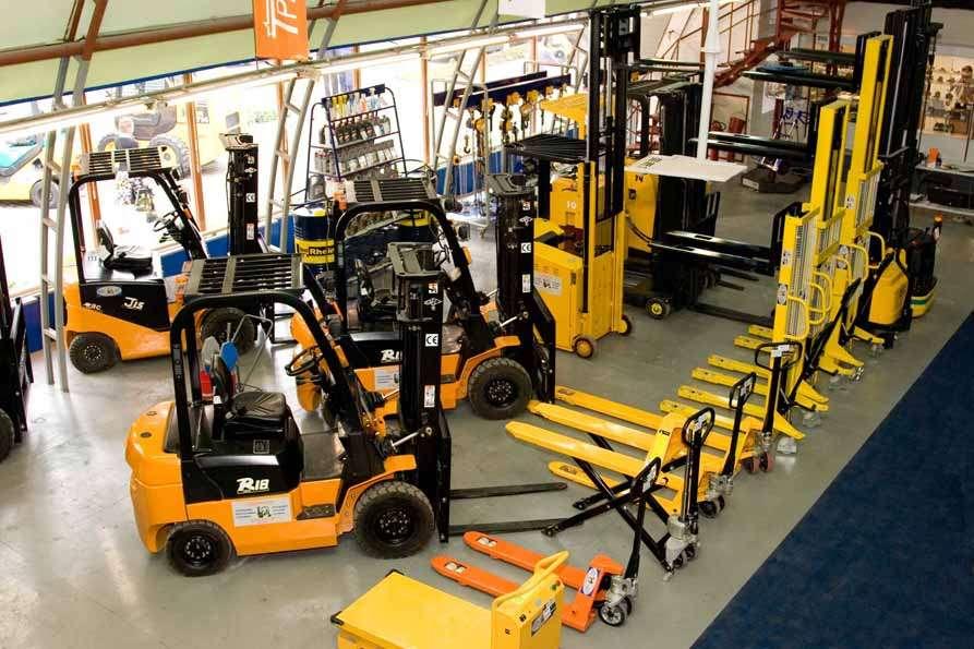 Современное складское оборудование: разновидности и нюансы использования